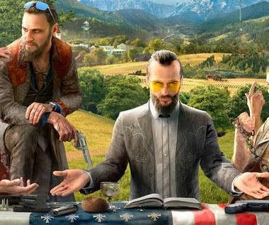 Far Cry 5 - zapowiedź