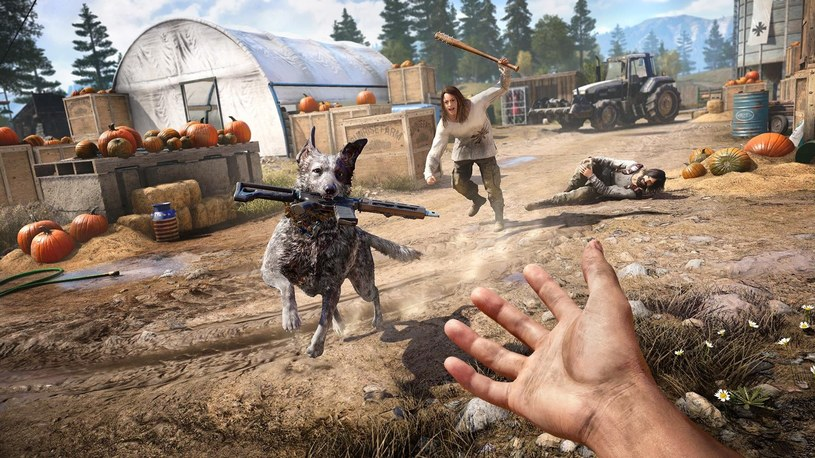 Far Cry 5 /materiały prasowe