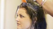 Farbowanie włosów cienkich i zniszczonych