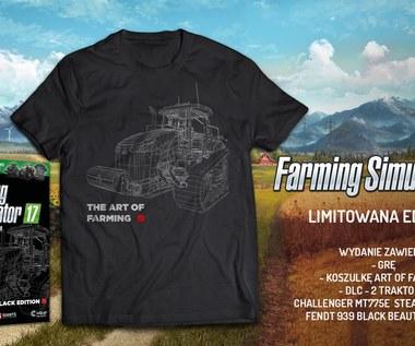 Farming Simulator 17 - Black Edition już w sklepach