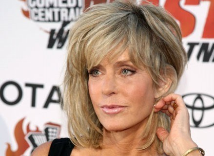 Farrah Fawcett - zdjęcie z 2005 roku /Getty Images/Flash Press Media