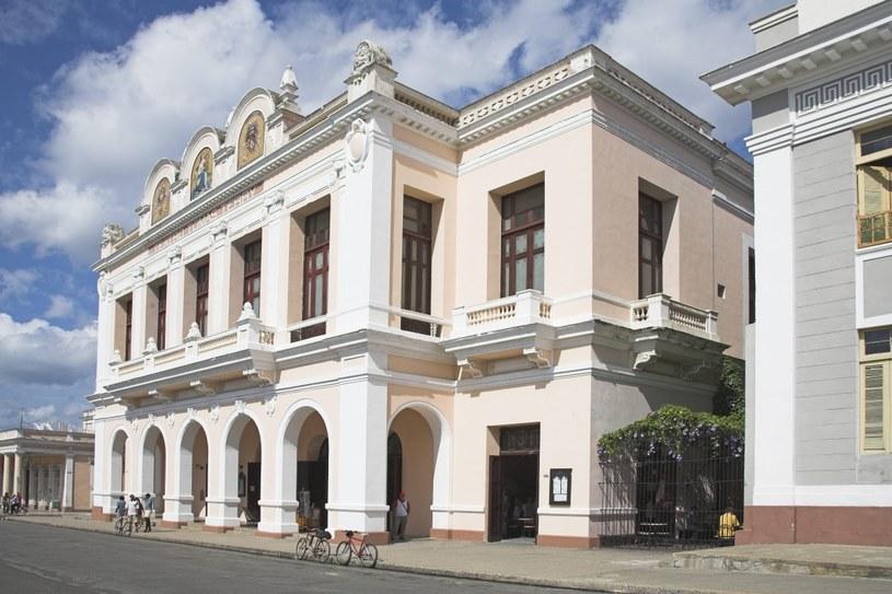 Fasada Teatro Thomas Terry /Agencja FORUM