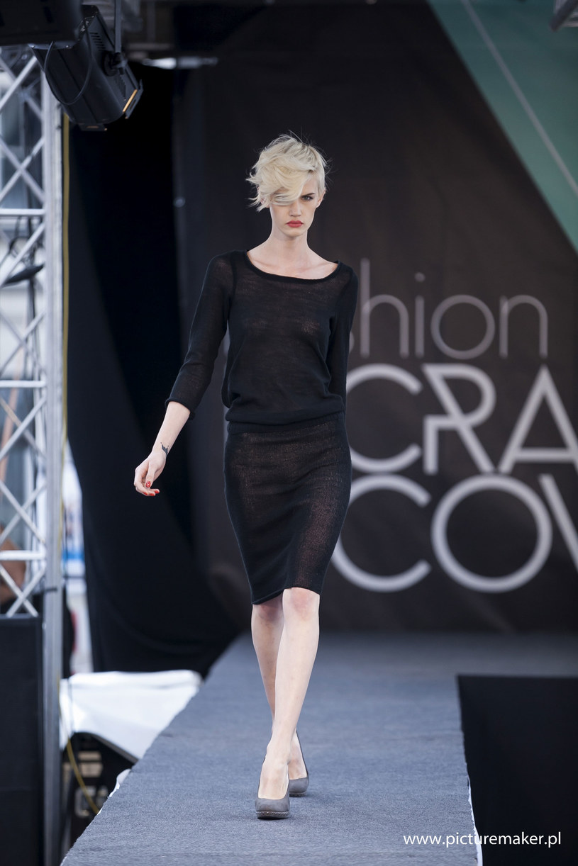 Fashion in Cracow /f ot. Rafał Woźniak /Rafał Woźniak  /Styl.pl