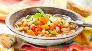 Fasolowa z mieszanką warzyw