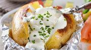Faszerowane ziemniaki z pieca