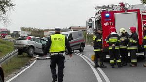 Fatalny wypadek na DK15. Są dwie ofiary