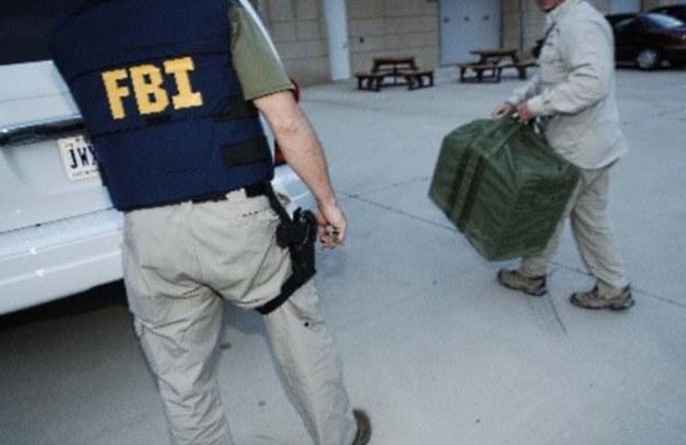 FBI ma nowy pomysł na poszukiwanie przestępców - Google Maps /AFP