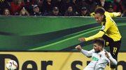 FC Augsburg - Borussia Dortmund 0-2 w Pucharze Niemiec
