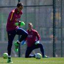 FC Barcelona. Claudio Bravo kontuzjowany