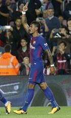 FC Barcelona. Kibice doceniają Paulinho