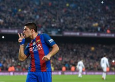 FC Barcelona - Real Madryt 1-1 w 14. kolejce Primera Division