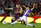 FC Barcelona - Real Valladolid 2-1