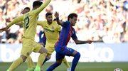 FC Barcelona - Villarreal CF 4-1. Dublet Messiego