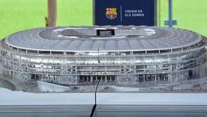 FC Barcelona zaprezentowała plany przebudowy Camp Nou