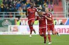 FC Ingolstadt - Borussia Dortmund 3-3. Kryzys BVB trwa