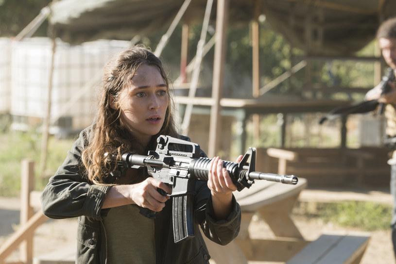 """Fear the Walking Dead"": Alicia (Alycia Debnam-Carey) /AMC /materiały prasowe"