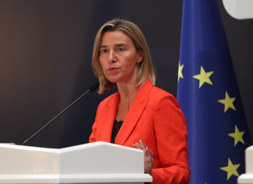 Federica Mogherini /ANADOLU AGENCY /Getty Images