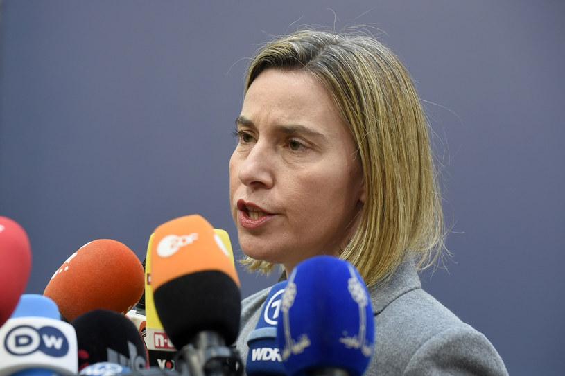 Federica Mogherini /AFP