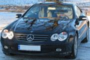 Felerny Mercedes /INTERIA.PL
