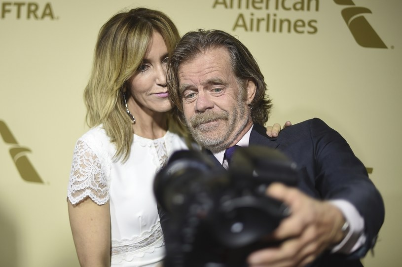 Felicity Huffman i William H. Macy /East News