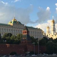 Moskwa: Przede wszystkim futbol