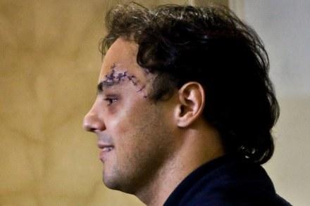 Felipe Massa w październiku chce wrócić na tor. /AFP