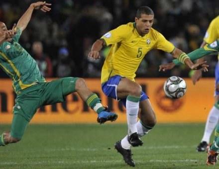 Felipe Melo to cenny nabytek Juventusu /AFP