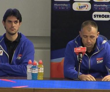 Ferdinando De Giorgi i Nikola Grbić o faworytach Euro 2017. WIDEO