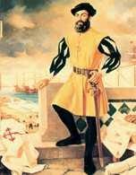 Ferdynand Magellan /Encyklopedia Internautica