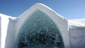 Ferie w niesamowitym, lodowym hotelu!