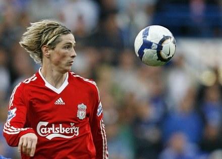 Fernando Torres, napastnik Liverpool FC /AFP