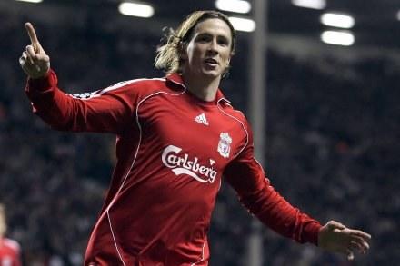 Fernando Torres strzelił kapitalnego gola dla Liverpoolu /AFP