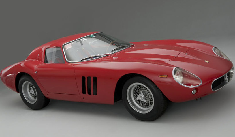 Ferrari 250 GTO /Fot. Source: Simon Clay/RM Auctions  /
