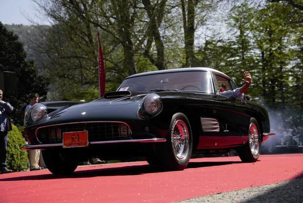 Ferrari 410 Super America Coupé Pinin Farina, 1959 / Kliknij /INTERIA.PL