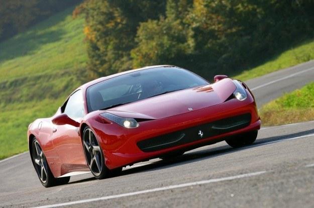 Ferrari 458 italia /