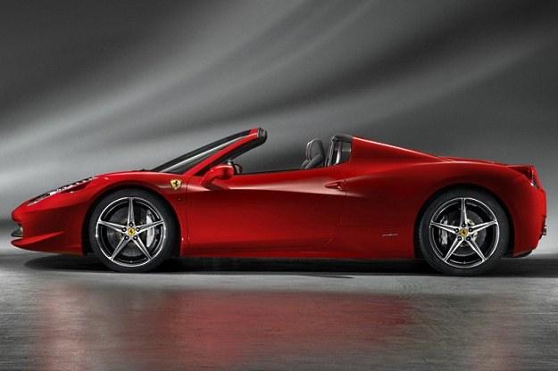 Ferrari 458 spider /