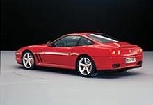 Ferrari 575M Maranello /INTERIA.PL