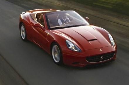 Ferrari california /INTERIA.PL