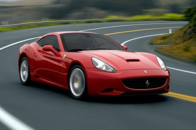 Ferrari california /