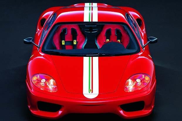 Ferrari Challenge Stradale (kliknij) /INTERIA.PL