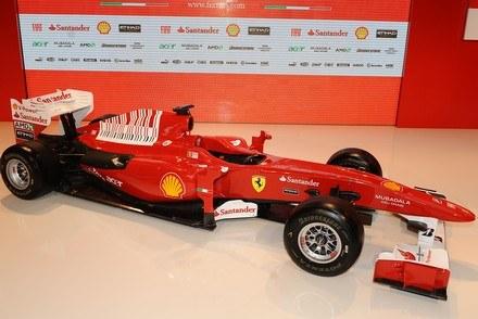 Ferrari F10 /