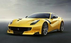 Ferrari F12tdf, czyli limitowana wersja Berlinetty
