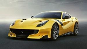 Ferrari F12tdf - piekielnie szybkie