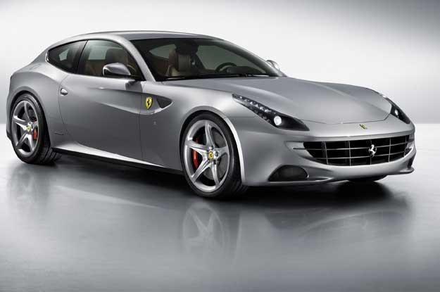 Ferrari FF /