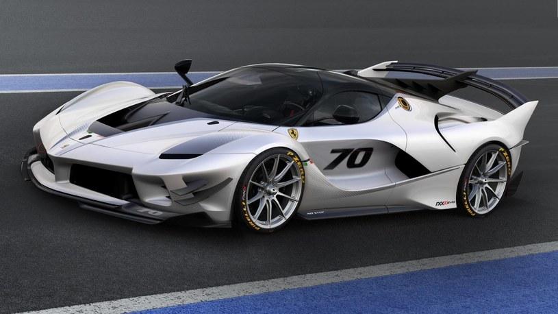 Ferrari FXX K evo /