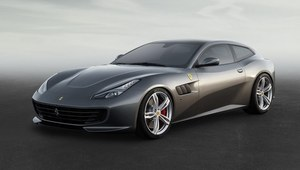 Ferrari GTC4Lusso, czyli nowe FF