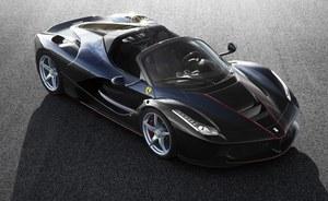 Ferrari LaFerrari Aperta zaprezentowane