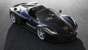 Ferrari LaFerrari Spider - bardzo limitowane