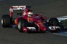 Ferrari najszybsze na Circuito de Jerez. Za kierownicą Vettel!