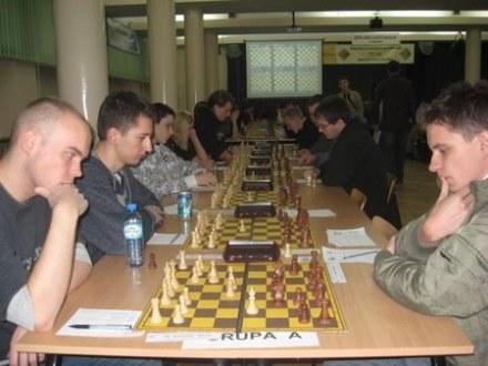Festichal szachowy. /Archiwum